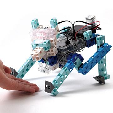 un chien-robot